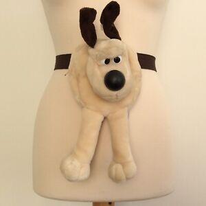 Aardman Vintage Wallace & Gromit Gromit Bum Bag Nostalgic Quirky Kitsch