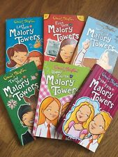RRP£30 Malory Towers Enid Blyton Paperback Books Girls Education Fiction Reading