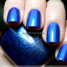 OPI NAIL POLISH Blue My Mind B24