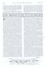 1901 portugais cyclistes la présentation des médailles de guerre