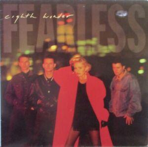 EIGHTH WONDER - Fearless ~ VINYL LP