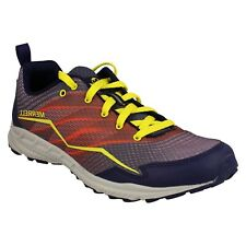 J37758 TRAIL CRUSHER MERRELL LADIES LACE UP WALKING TRAINERS RUNNING SHOES SIZE