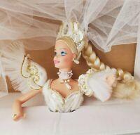 NEW Empress Bride Barbie by Bob Mackie NRFB extravagant bridal Barbie NIB