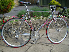 Stunning Fausto Coppi Columbus Thron Lugged Chrome Campagnolo & Cinelli equipped