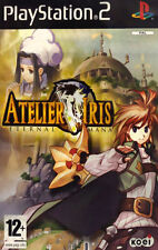 Atelier Iris - Eternal Mana (PS2), Good Playstation 2, PlayStation2 Video Games
