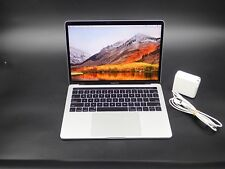 "2017 Apple MacBook Pro Touch Bar Silver 13"" Laptop 256GB 3.1GHz  Warranty"