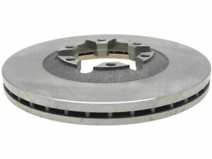 Front AC Delco Brake Rotor fits Chevy Colorado 2004-2008 91NKQY