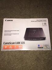 Canon LiDE120 Advanced Color Image Scanner CanoScan Send to Cloud 2400 Dpi
