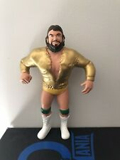 WWF LJN Billy Jack Haynes Ring Entrance Gear Custom