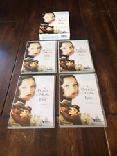 A Dance to the Music of Time (DVD, 2007, 4-Disc Set)