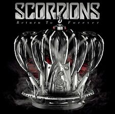 Scorpions - Return To Forever (50th Anniversary Edition) CD SEVENONE MUSIC