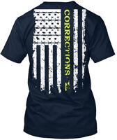 Sensational Correctional Officer - Corrections Premium Tee Premium Tee T-Shirt