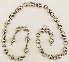 Stainless Steel Chain in the Interchangeable Clasp System