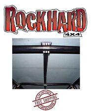 Rock Hard 4X4 Bolt In Front Overhead Center Bar 97-01 Jeep Cherokee XJ 4 Door