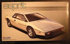 1976 Lotus Esprit s 1 1:24, 126401 Fujimi nuevo otra vez 2016 nuevo otra vez