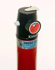RARE Vintage Kidde Fire Extinguisher Red 5#