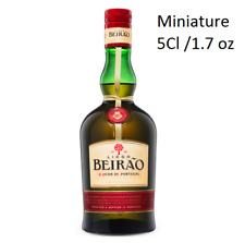 """""""LICOR BEIRAO"""" Miniatures Portuguese Liquor Collectible Gift 5cl  / 1.7 oz."""