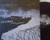 SILENCE - Echoes Of Depression ~ VINYL LP + INSERT