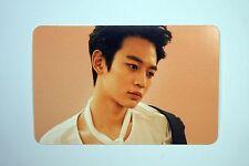 SHINee The 4th Album Odd View MinHo Type B Official Photo Sticker Card K-Pop SM
