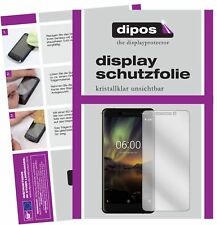 2x Nokia 6 (2018) Screen Protector Protection Crystal Clear dipos