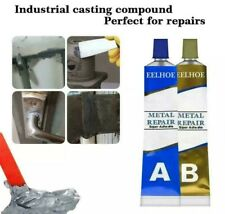 More details for 65g industrial heat resistance cold weld metal repair paste adhesive a&b gel