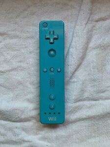 OEM Blue Nintendo Wii Remote Controller Wiimote AUTHENTIC!