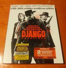 Django Unchained Blu-ray DVD Quentin Tarantino , Jamie Foxx , Leonardo DiCaprio