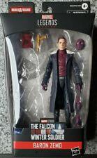 "MARVEL LEGENDS Falcon Winter Soldier BARON ZEMO Figure No BAF Avengers CAP 6"""