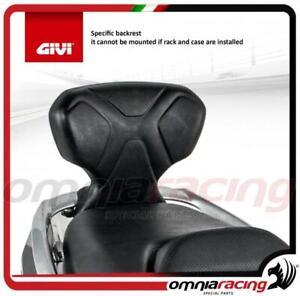 GIVI Schienalino passeggero specifico per Yamaha T-MAX 500 01> 07