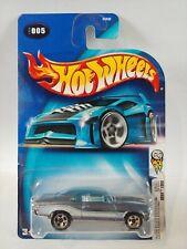 2004 Hot Wheels #005 Nova '68 First Edition