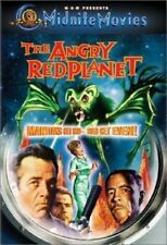 The Angry Red Planet (DVD, 2001, Midnite Movies) Brand New, Sealed! Very Rare