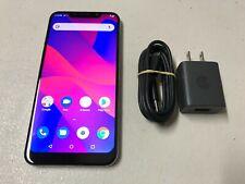 BLU Vivo One Plus 2019 - 16GB - Silver (Unlocked) Dual-SIM Android Smartphone