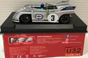 NSR 4SWD Porsche 908/3 #3 Nurburgring 1971 Martini Racing V.Elford-G.larrousse