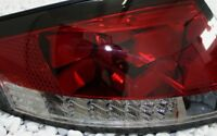 Led Barra Luces Traseras Negro F. Audi Tt 8N 98-06 Cabrio Coupe Roadster