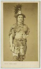 CDV 1864. L'acteur et chanteur Alexandre Guyon en Achille, opéra La Belle Hélène