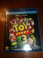TOY STORY 3 - BONUS DISC ONLY - NO BLU-RAY, DIGITAL OR DVD INCLUDED-NO SLIPCOVER