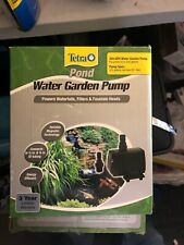TetraPond Sf1 Submersible Flat Box Filter And Pump Combo 325gph