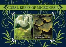 Coral Reef of Micronesia Stamps - Souvenir Sheet MNH