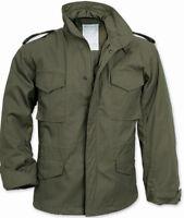 M-65 Field Jacket Olive Drab OD GREEN US Army Marine Corps Navy USMC Seabees