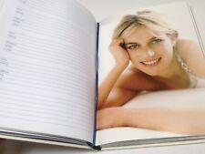 Princess Diana address book MARIO TESTINO BOOK AT KENSINGTON PALACE