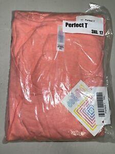 LuLaRoe Perfect T Buttery Soft Shirt Size 3XL 17