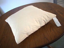 Ercol Dining Duck Down Scatter/End Cushions x2 - Genuine Ercol - Excellent!
