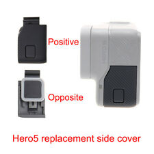 ABS Side Door HDMI Port Protective Cover For GoPro HERO6/HERO5 Black