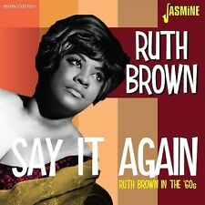 Ruth Brown - Ruth Brown In The 60s: Say It Again [New CD] UK - Import