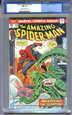 Amazing Spider-Man #146 CGC 9.4 NM Universal CGC #0023768014