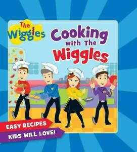 The Wiggles Cooking with Wiggles Easy Recipe By Bauer Hardcover Books Magazine