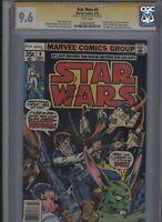 Star Wars #9 CGC 9.6 SS Howard Chaykin - 1978 Marvel Comics