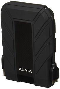 NEW ADATA HD710 Pro Black External HDD 1TB IP68 Waterproof Shockproof Hard Drive