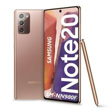 "Samsung Galaxy NOTE 20 6.7"" 8+256GB NUOVO DualSim MYSTIC BRONZE SM-N980F"