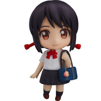 Neuf Nendoroid Kimi no Na Wa Your Name Miyamizu Mitsuha Action Figure 10cm NoBox